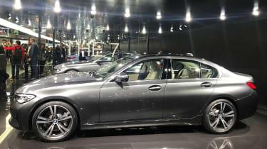 BMW 330i show stand