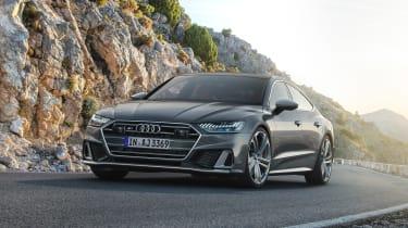 Audi S7 2019 - header