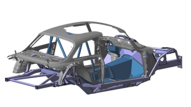 Emilia GT Veloce – chassis