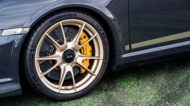 997 GT3 RS wheel