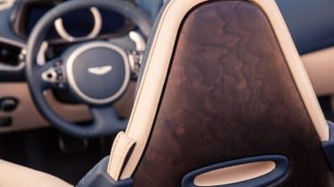 Aston Martin DB11 Volante - seats