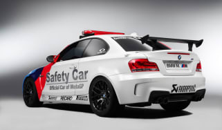 BMW 1-series M Coupe MotoGP pace car