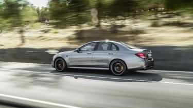 Mercedes-AMG E63 S – side