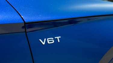 Audi SQ5 TFSI - V6 badge