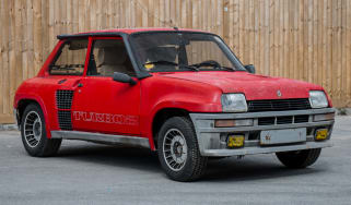 Renault 5 Turbo 2 Evolution Type 8221 – front quarter