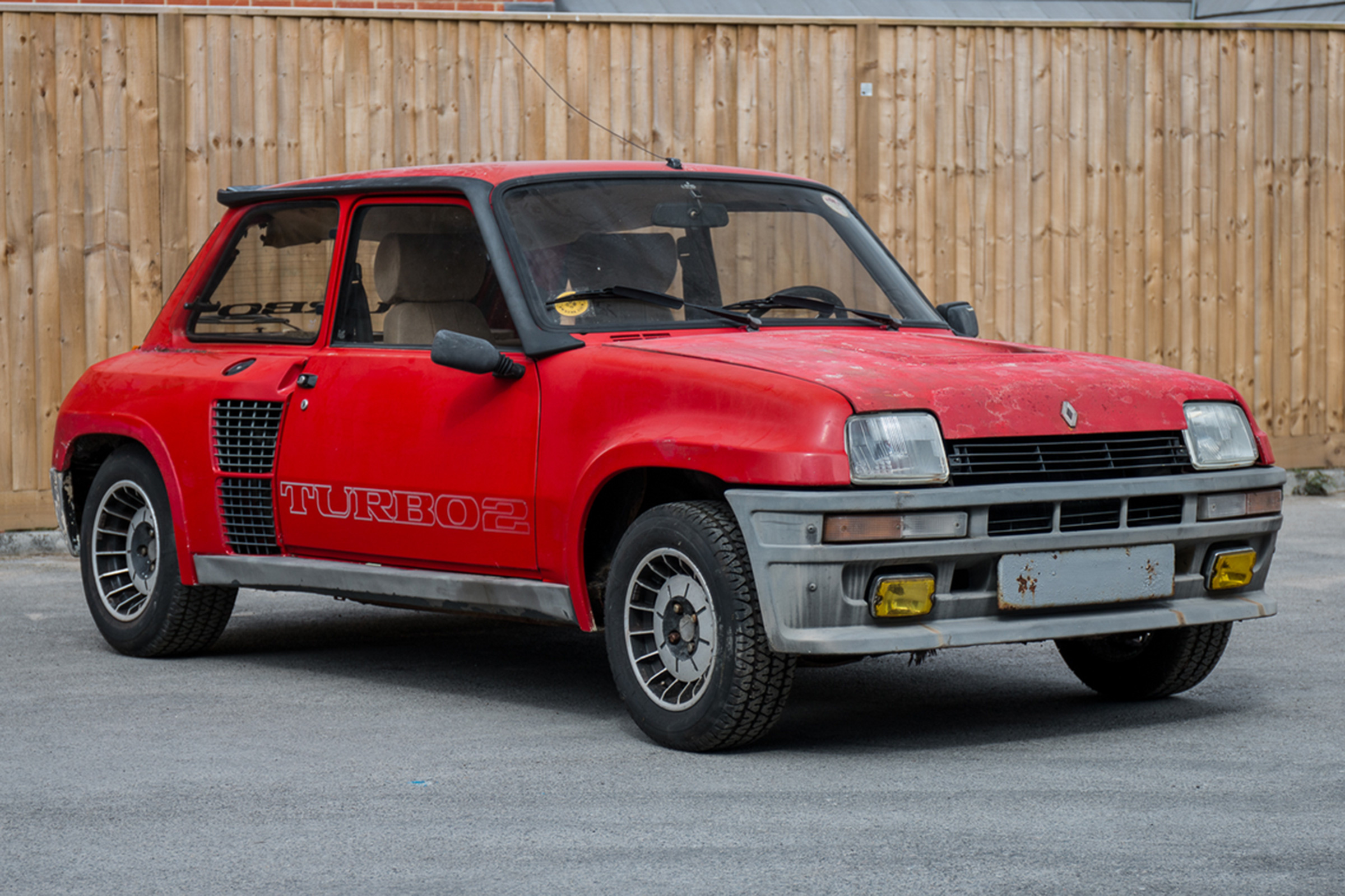 Renault 5 Turbo 2 Heading To Auction With 25k Estimate Evo