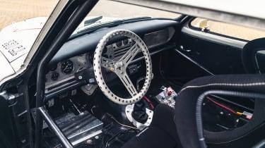 Silverstone Auctions - Studebaker interior