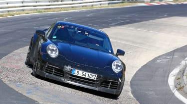 Next-generation Porsche 911 GT3 prototype