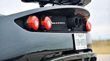 Hennessey Venom GT spoiler