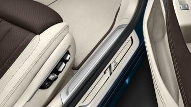 BMW 7-series 40 Jahre - Door sills