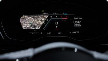 Audi S4 - dials