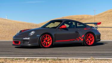 2010 Porsche 997 GT3 RS
