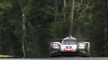 Le Mans 2017 Porsche 919