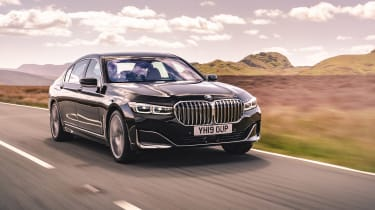BMW 7-series review - front