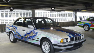 BMW 535i by Matazo Kayama