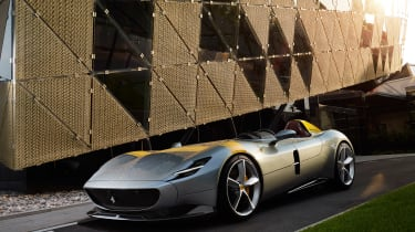 Ferrari Monza SP1 - front quarter