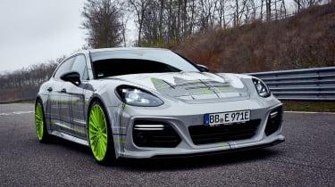 TechArt Porsche Panamera Turbo S E-Hybrid front