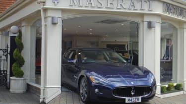 Harry Metcalfe's Maserati GranTurismo S