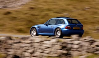 BMW M coupe buying guide - rear three quarter