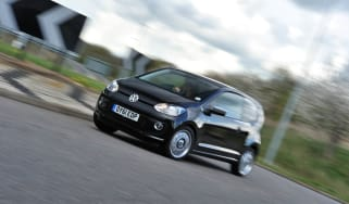Driven: Volkswagen Up Black