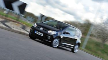 Driven: Volkswagen Up Black