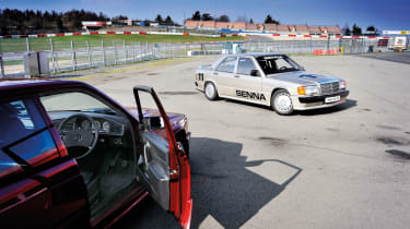 Mercedes-Benz 190E – review, history, prices and specs | Evo