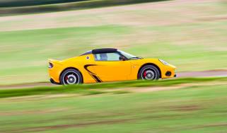 Lotus Elise Sprint 220 - side