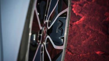 Hyundai i30 N  -  wheels