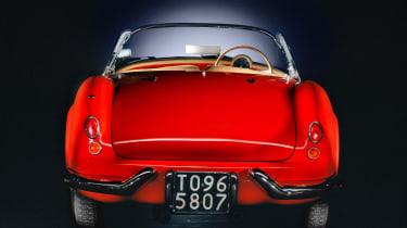 1950s - Lancia Aurelia Spider B24 - rear