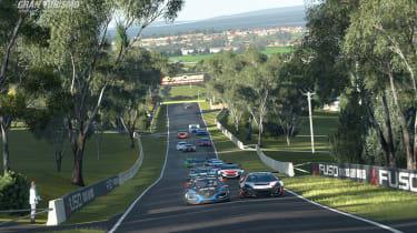 GT Sport –Mount Panorama