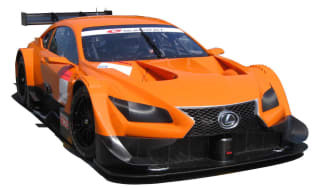 Lexus LF-CC racer