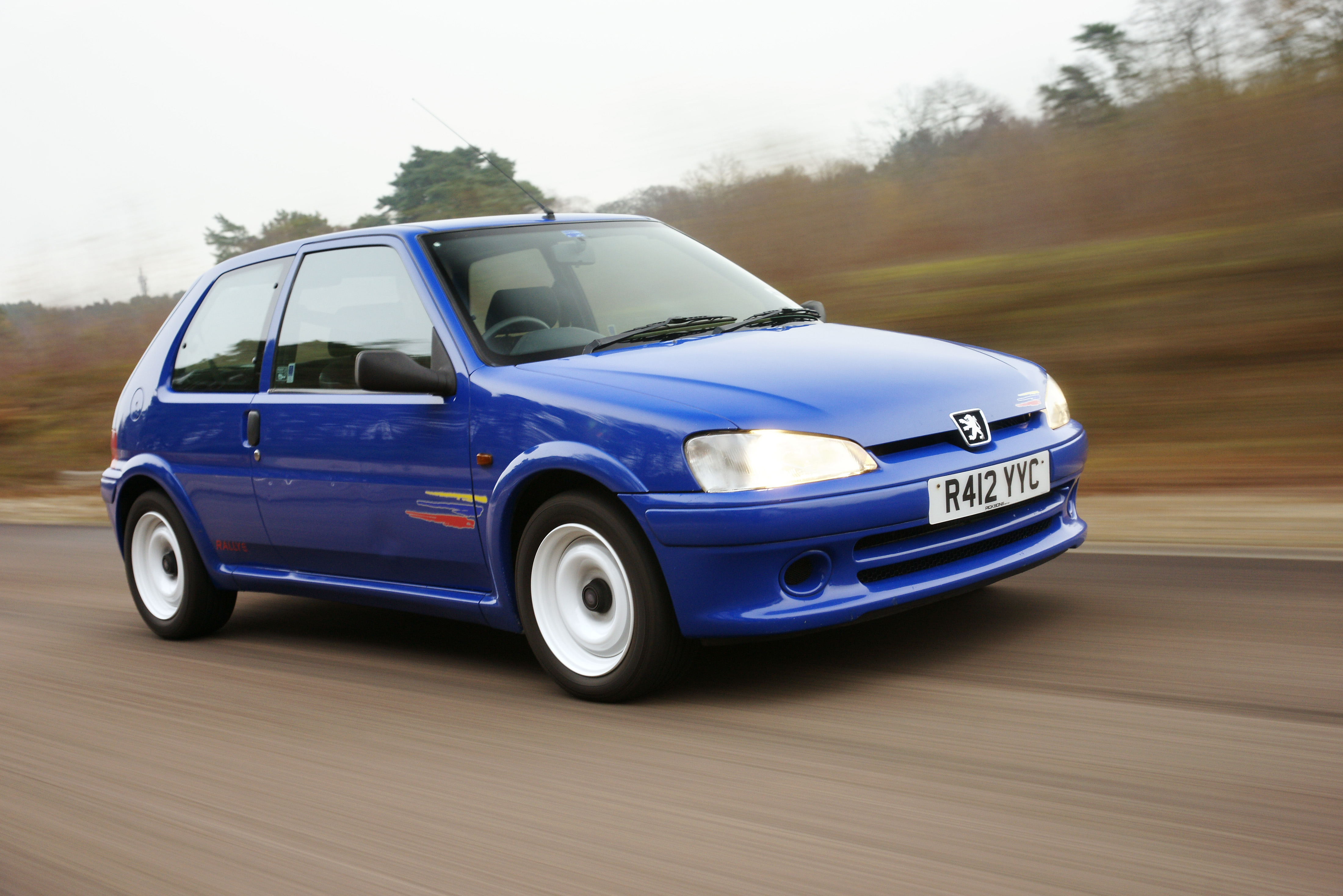 Peugeot 106 Rallye Review History Prices And Specs Evo