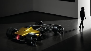 Renault R.S. Vision 2027 - rear three quarter