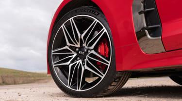 Kia Stinger GT-S MY21 press – wheel