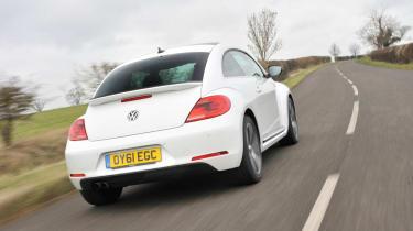 Volkswagen Beetle 1.4 TSI Sport rear