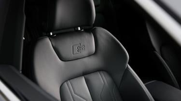 Audi A7 Sportback TDI seat