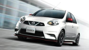 Nissan March Nismo S Micra Nismo