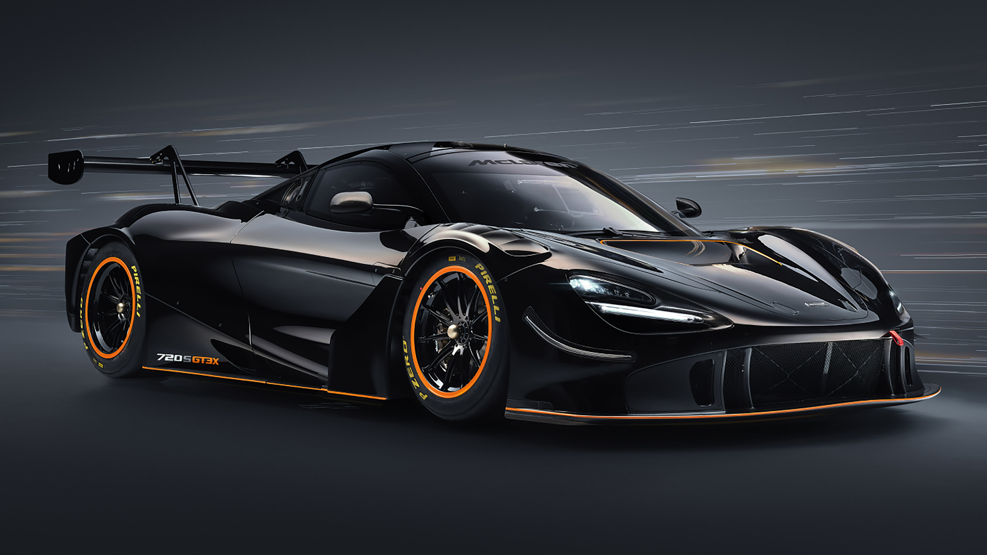 McLaren 720S GT3X launched as 710bhp track-only special