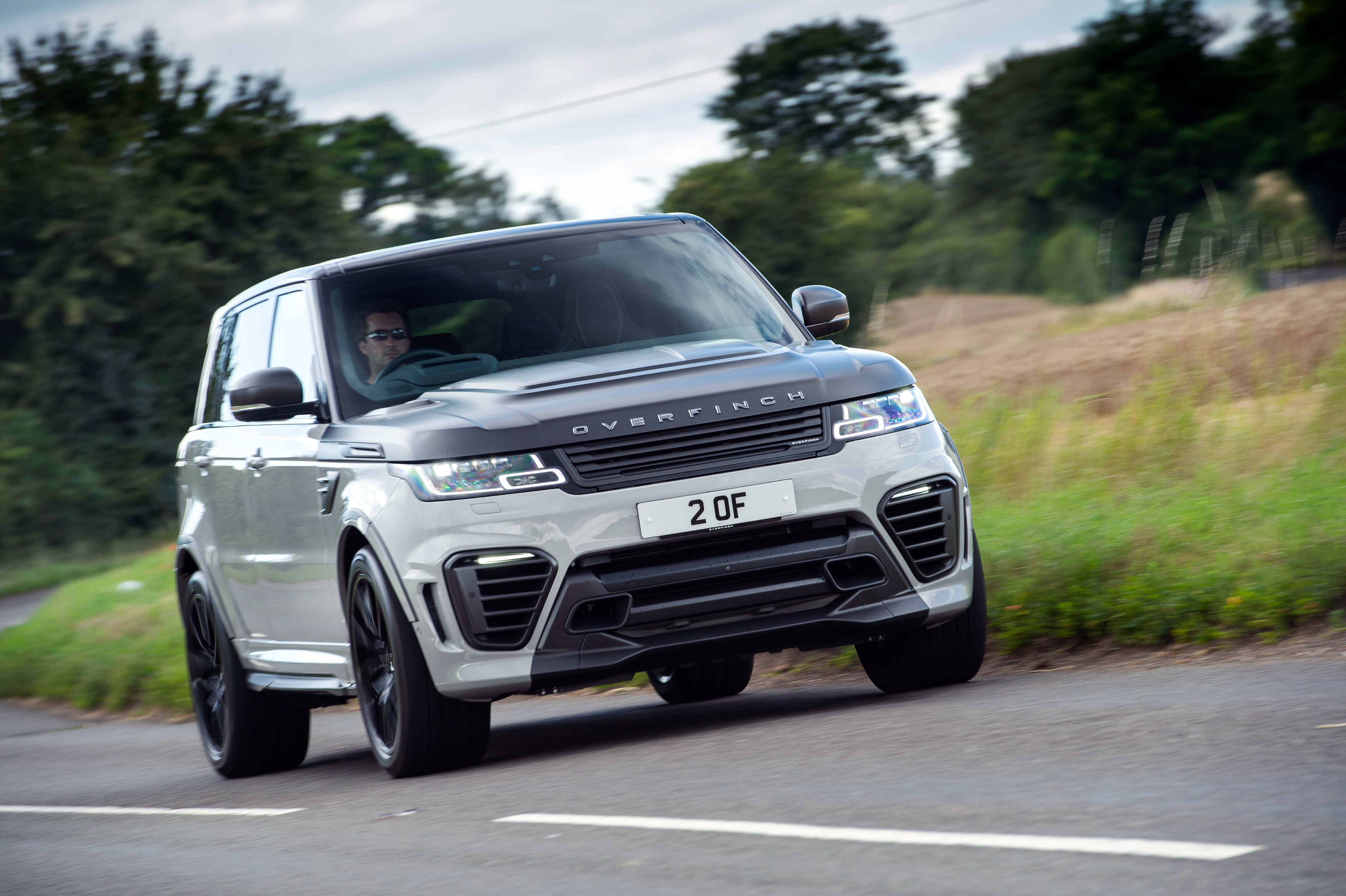 Range Rover Overfinch >> Range Rover Sport Overfinch Supersport Review For When A