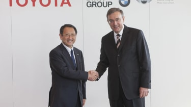 BMW and Toyota extend collaboration