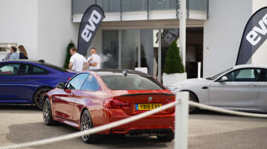 Goodwood track day - BMW