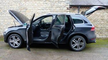VW Touareg V8 TDI review