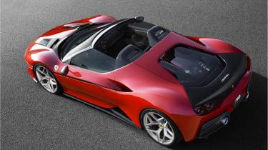 Ferrari J50 top