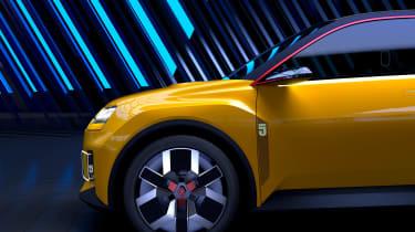 Electric Renault 5 concept