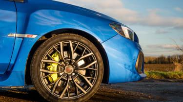 Subaru WRX Final Edition – wheel