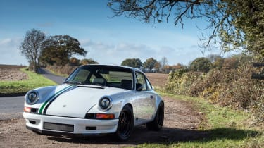 Paul Stephens Porsche 911 - static