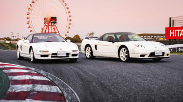 Pristine Honda NSX duo to headline Tokyo auction - pictures