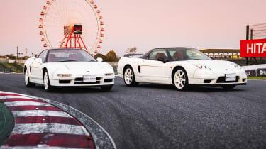 Pristine Honda NSX duo to headline Tokyo auction - pictures