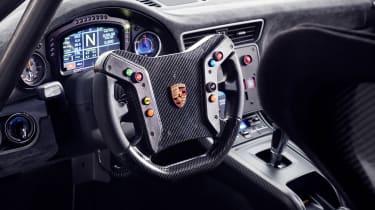 New Porsche 935  cabin