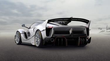 Ferrari FXX-K EVO - rear quarter